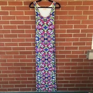 Mara Hoffman Print Maxi Dress